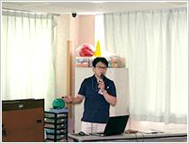 講師:リハビリ科・島崎科長