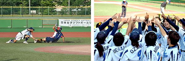 日本女子ソフトボールリーグ 第5節 川口大会 5月31日(日)