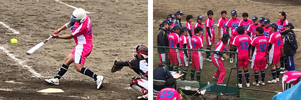 日本女子ソフトボールリーグ 第6節 一関大会1日目試合結果